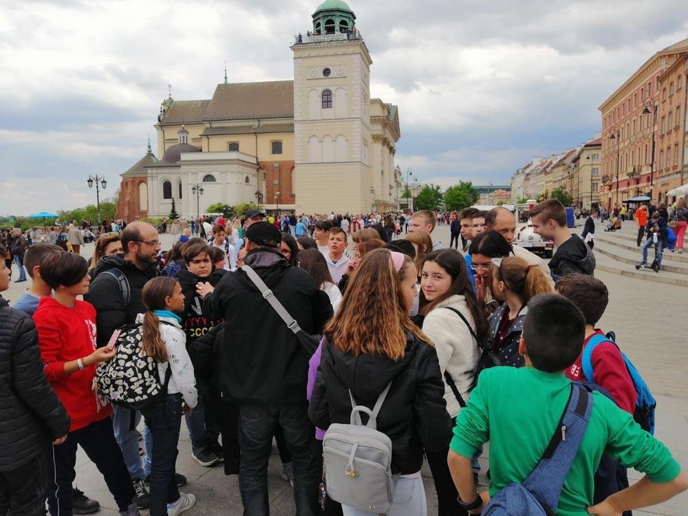 Kultura upoznavanja u Poljskoj