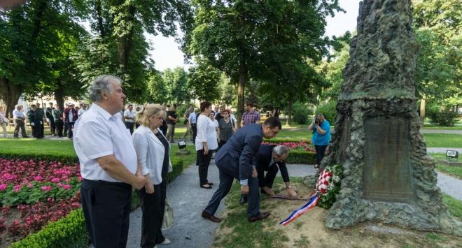 Obilježen Dan državnosti u Bjelovaru