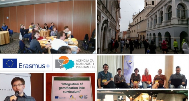 Tatjana Somer s projektom »Moje omiljeno piće« sudjelovala na seminaru u Litvi