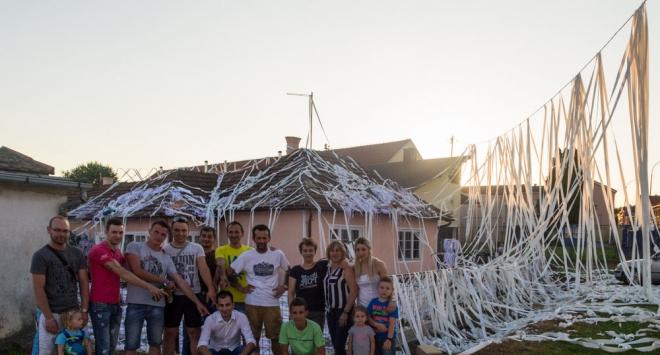 U Bjelovaru »remek-djelom« obilježili rođenje prvog sina Noela