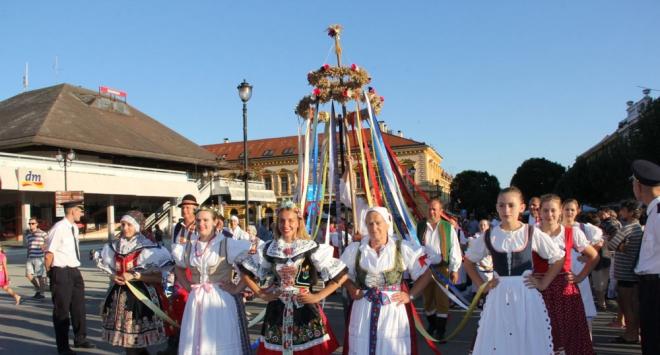 Slavlje i radost Čeha nakon žetve