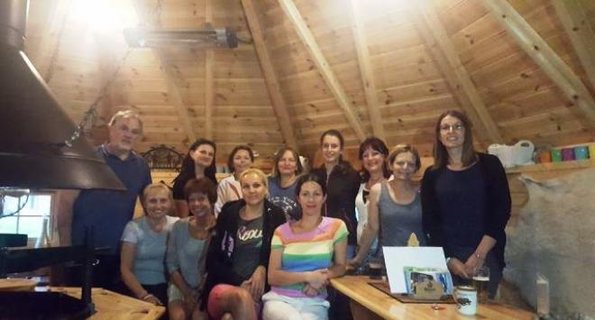 Učiteljice i pedagoginja na seminaru u Češkoj