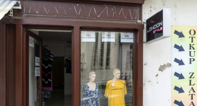 NOVO: I veliki brojevi odjeće poznatih proizvođača u Bjelovaru