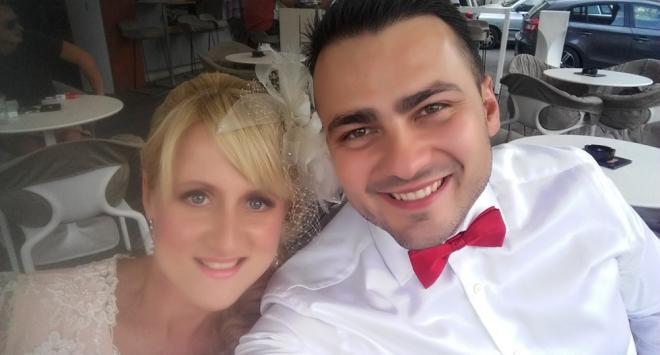 Ante i Martina razmijenili bračne zavjete