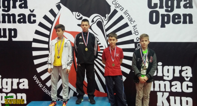 Marko Erjavac najbolji borac na turniru Čigra Open