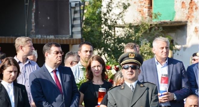 Obilježena 25. i 23. godišnjica tragične pogibije hrvatskih domoljuba u Kusonjama