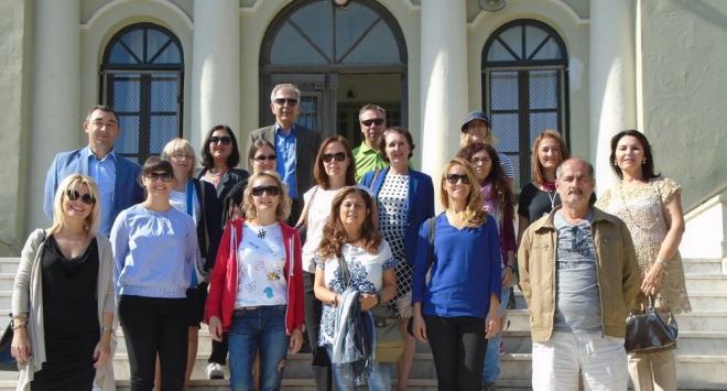 Učiteljice održale radionicu o web alatima u grčkom Alexandroupolisu