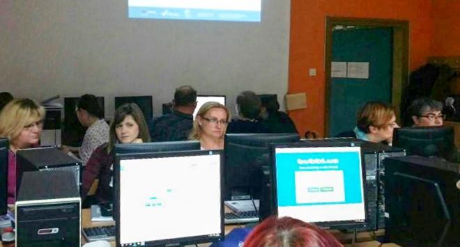 U III. osnovnoj školi započela edukacija učitelja u sklopu projekta e-Škole