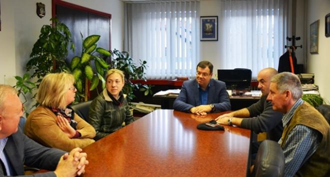 Prijem za čelnike Konjičkog saveza Bjelovarsko-bilogorske županije