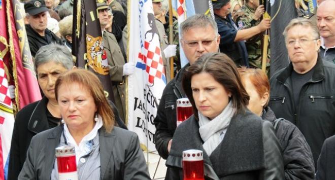 Komemoracija poginulim braniteljima na novljanskoj bojišnici Trokut – Novska