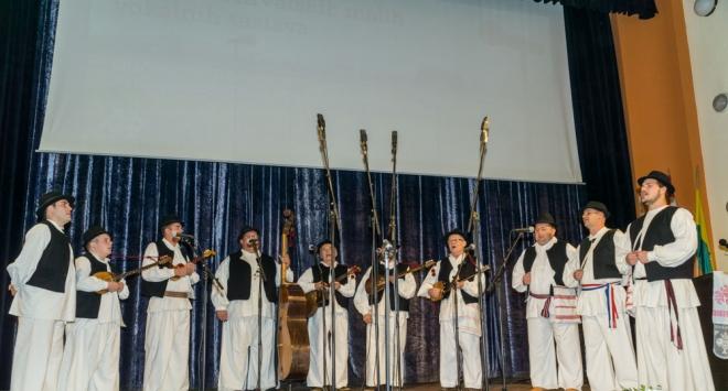 13. Susret hrvatskih malih vokalnih sastava