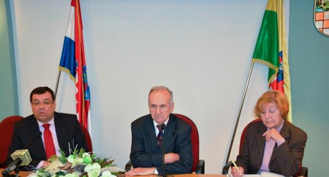 Županijski umirovljenici podupiru rad župana Damira Bajsa