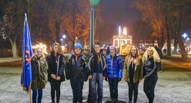 Betlehemsko svjetlo stiglo u Bjelovar