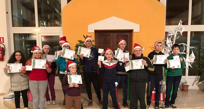 U I. osnovnoj školi Bjelovar po prvi puta održano natjecanje u slovkanju