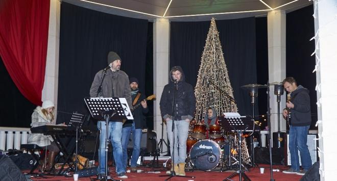 BOŽIĆ U BJELOVARU: Neki Novi Klinci – Balašević tribute band