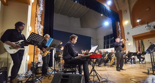 BOŽIĆ U BJELOVARU: Big Band VLG Predavac