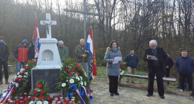25. obljetnica tragične pogibije Bjelovarčana u Pakračkim vinogradima