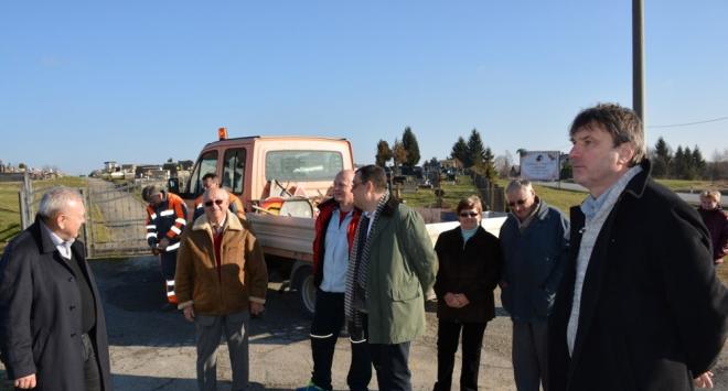 Briga o sigurnosti pješaka na području Gornjeg Draganca