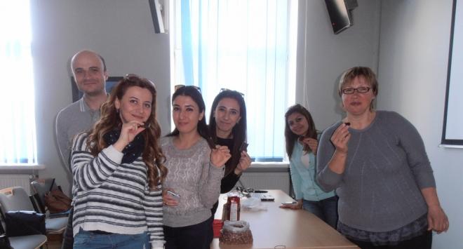 Nastavnici Obrtničke škole na seminaru u Rigi