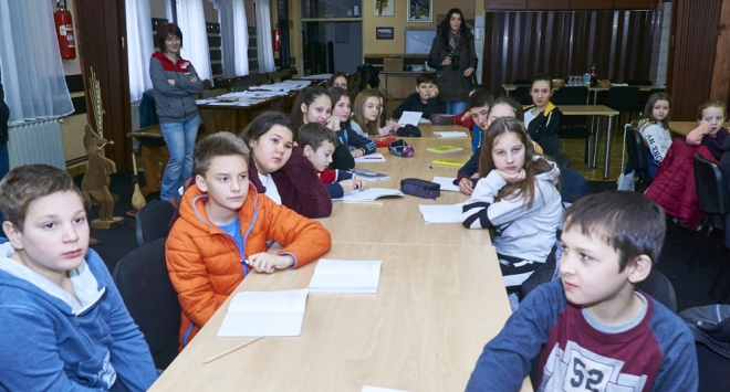 Učimo srpski jezik i kulturu u našim školama