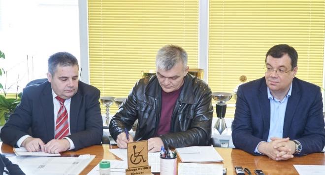 10.000 kuna HVIDR-i Bjelovarsko-bilogorske županije