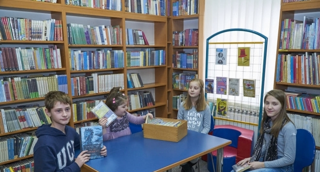 Knjiga im je prijatelj i najbolji učitelj
