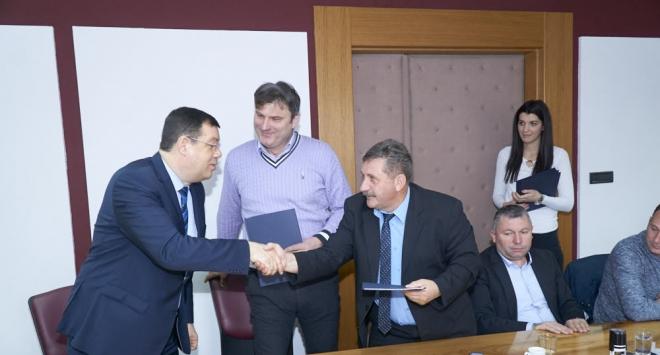 Nastavlja se obnova prometnica na području Bjelovarsko-bilogorske županije