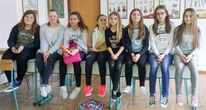 Putem telekonferencije učenici pjevali i plesali poljskim vršnjacima