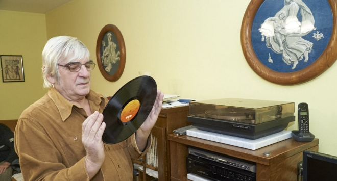 Josip Crnković Fox ostao je mlad uz nekadašnje glazbene idole