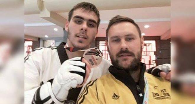 Luka Horvat brončani i na Turkish Openu – WTF G2 turniru