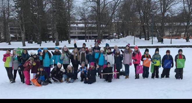 Učenici upoznali vršnjake iz šest zemalja, a profesorice finske nastavnike