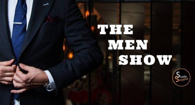 Nasmijte se na račun muškaraca uz stand up komediju »The men show«