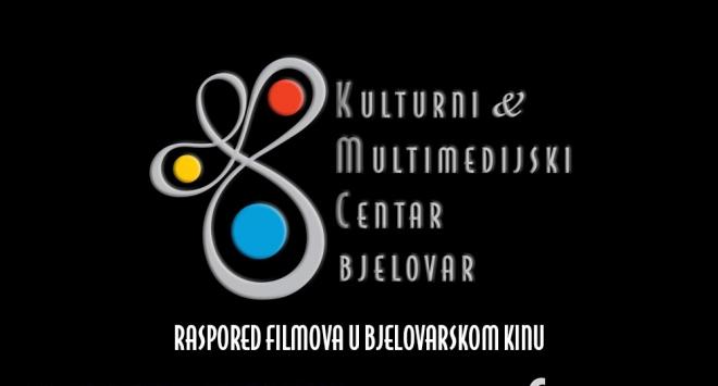 Raspored filmova u bjelovarskom kinu