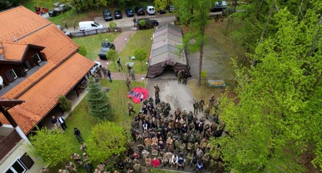 Airsoft – taktika i zabava u šumama Bilogore