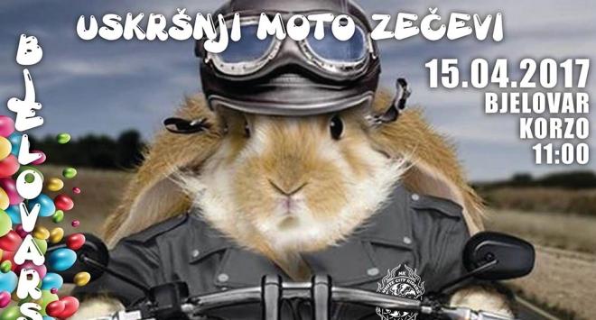 U subotu na Korzu – »zečevi« na motociklima