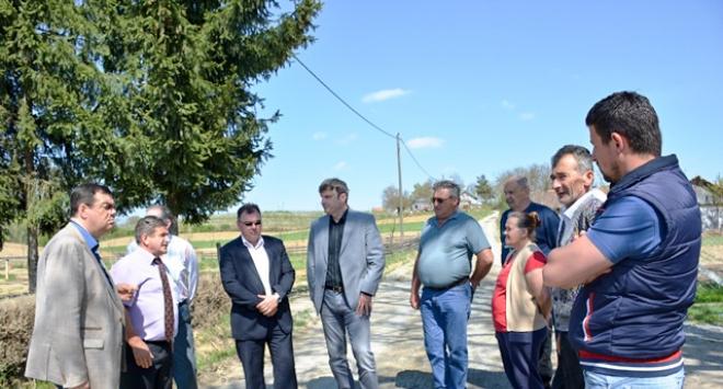 Obnova Doma zdravlja u Grubišnom Polju i obnova prometnice u Dapčevačkim brđanima