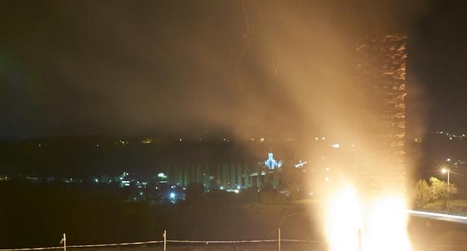 Paljenjem krijesa otpočelo dvodnevno obilježavanje Jurjeva na Bilogori