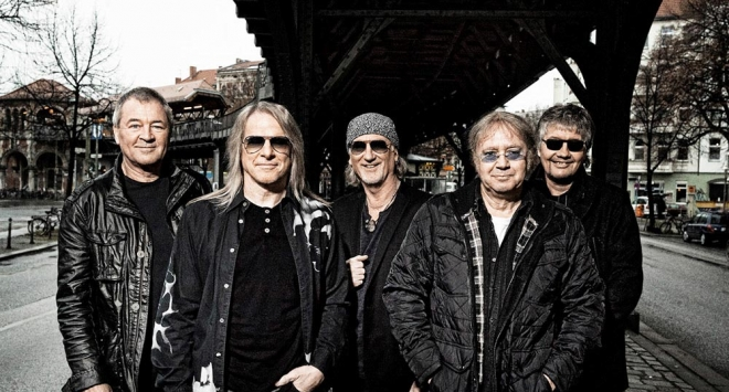 Za točno tjedan dana Deep Purple uživo!