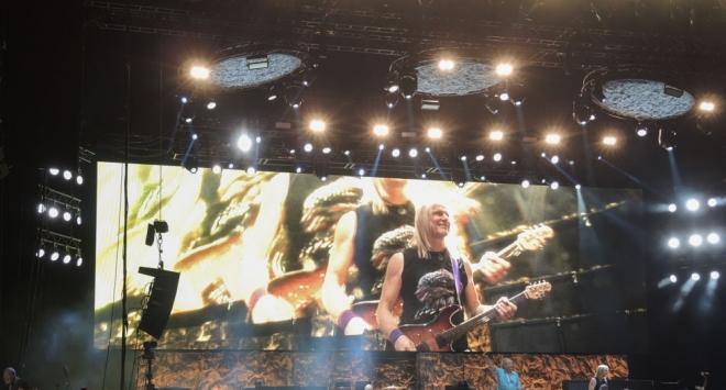 Rock legende privukle i staru i mladu publiku