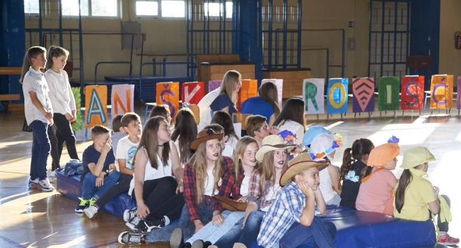 Svečana priredba za Dan Osnovne škole Rovišće