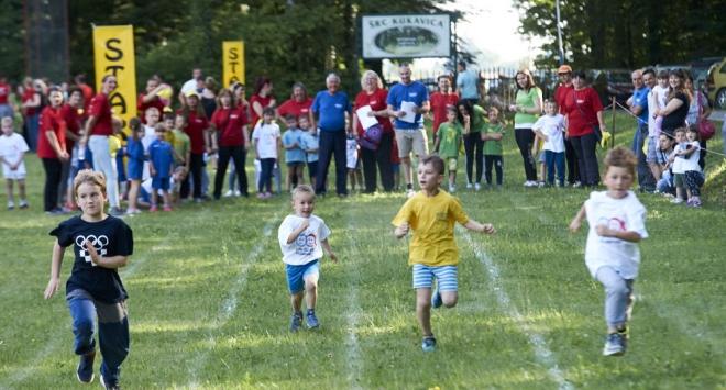 XII. olimpijada dječjih vrtića Kukavica 2017.