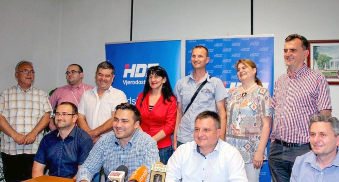 HDZ: Projekt Doline županija nije odobrila već godinama