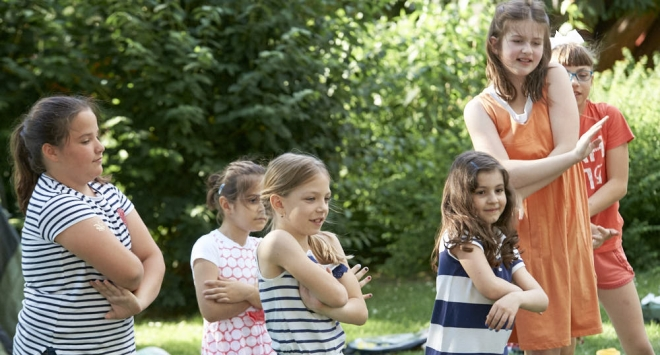 Plesna predstava Pikniknik prvi put otplesana u nedjelju u središnjem bjelovarskom parku