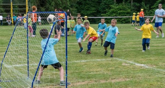 Olimpijski festival dječjih vrtića u Športsko-rekreacijskom centru »Kukavica«