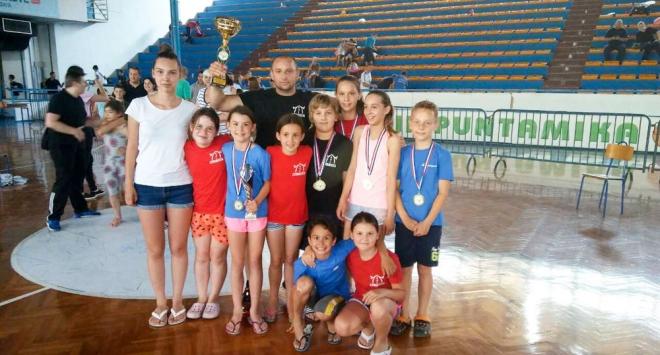 Trijumf Omege na Zadar Openu