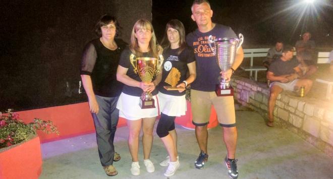 Bjelovarčanima prvo mjesto na sportskim igrama šumara