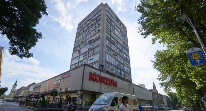Bjelovarski neboder – nije ni najviši, ni najudobniji, ali poseban jest