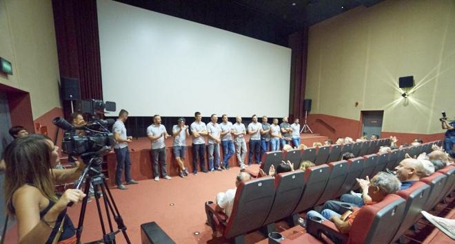 Sve tri projekcije filma o bjelovarskim lađarima napunile kinodvoranu