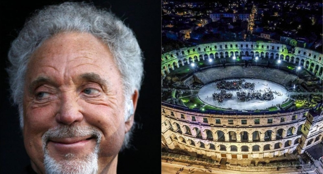 Tom Jones po drugi put u Hrvatskoj