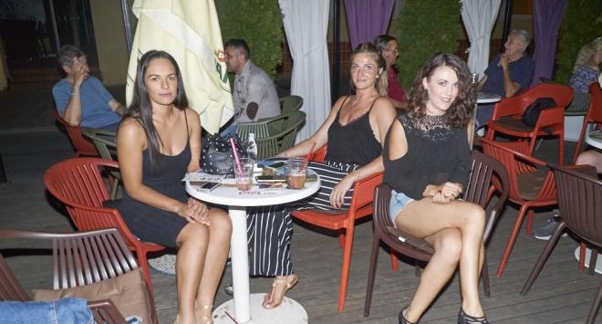 Tamburaški sastav Korak ispred Lemona & Josip Martinović i Tomislav Milić u Oka pubu